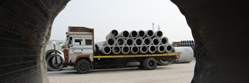 rcc concrete pipes manufacturers in india