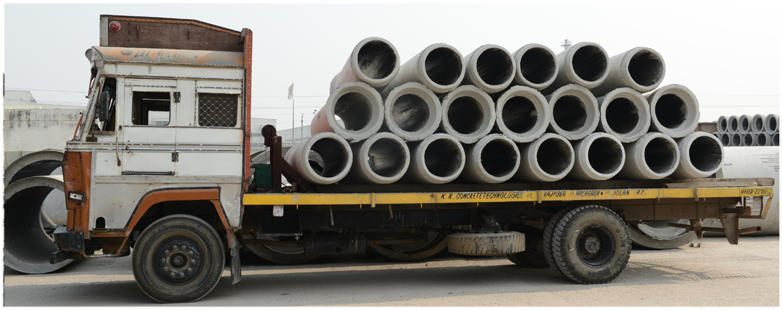 vertical casting concrete pipe manufacturers india